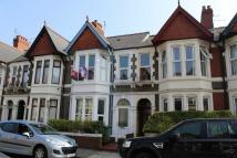 Terraced property in Heathfield Road, Cardiff