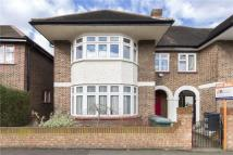 Sharon Gardens semi detached house for sale