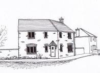 2 bed new home to rent in Monarch Road, Crewkerne...