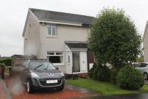 2 bedroom semi detached home to rent in BARBETH WAY, Cumbernauld...