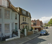 Flat to rent in Nelson Road, Hastings...