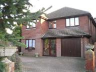 Detached house for sale in Cobb Close, Rochester