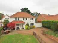 Detached home in Fern Road...