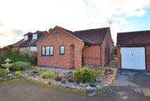 Detached Bungalow for sale in Massey Close...