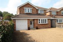 Detached home in Norheads Lane