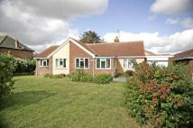Detached Bungalow in Denham Lane, Barrow, IP29