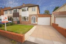 3 bedroom semi detached property for sale in Golden Cross Lane...