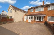 semi detached property for sale in Golden Cross Lane...