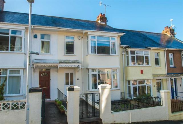 3 Bedroom Terraced House For Sale In Green Park Avenue Plymouth