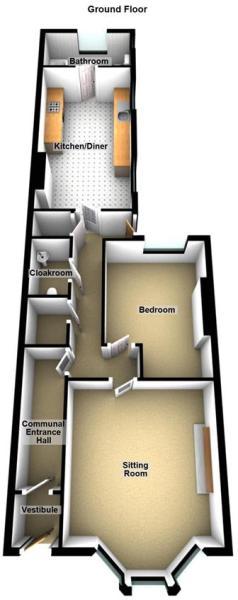 Ground Floor Flat, 1