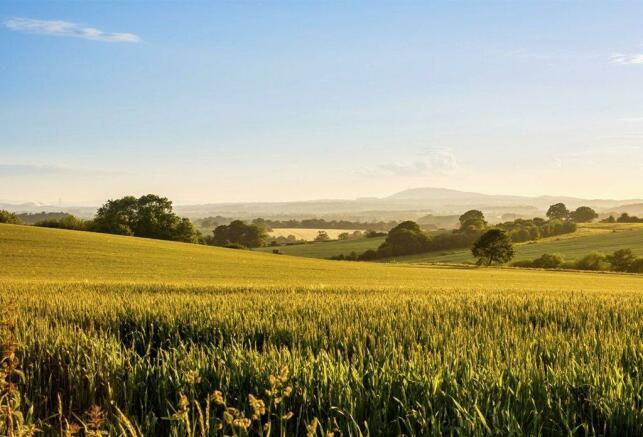 Shropshire countryside