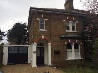 semi detached house in Eglinton Hill SE18