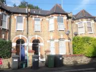 Terraced house in Sandrock Road...