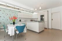 Terraced home in Fernside Road, London...