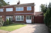 semi detached home to rent in SEPHTON DRIVE, Ormskirk...
