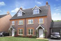 new development for sale in Sandy Hill Lane, Moulton...