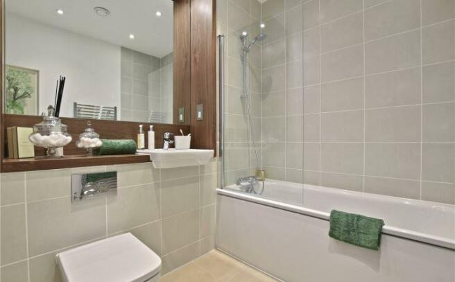 Show House Bathroom