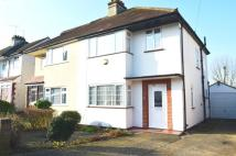 3 bed semi detached house in Highland Road...