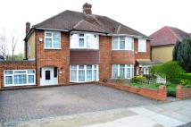 semi detached house in Highland Road, Northwood...