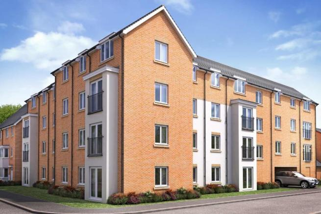 2 Bedroom Apartment For Sale In Junction One Leicester