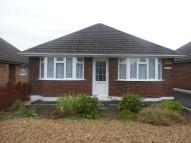 Bungalow in Shaftesbury Road...