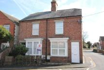 semi detached house for sale in Station Road, Ruskington...