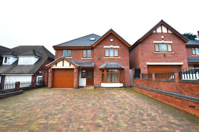 5 Bedroom Detached House For Sale In Newton Road Great Barr