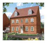 5 bedroom new home for sale in Longford Park Banbury...