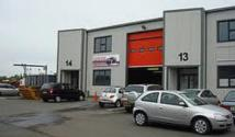 property to rent in Mid Terrace Industrial Unit To Let