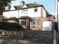 semi detached home in LANGLEYS ROAD...