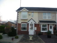 semi detached property to rent in Worsdell Close, Coundon...
