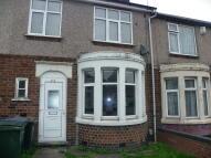 Terraced home in Burnaby Road, Radford...