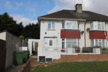 semi detached house in Birling Road...