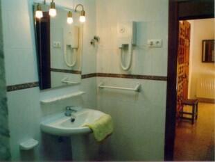 A bathrom