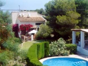 Pool + owner's villa