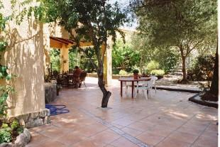 Owner's terrace