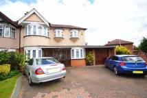 semi detached property for sale in Exeter Road...