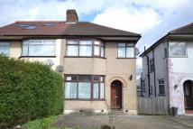 3 bedroom semi detached property for sale in The Heights, Northolt