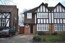 3 bed semi detached house in Park Drive, North Harrow...