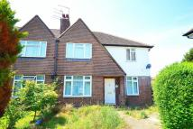 Maisonette for sale in Rowe Walk, South Harrow