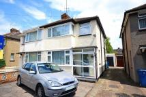 Welbeck Road semi detached house for sale