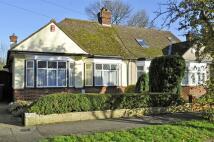 Semi-Detached Bungalow in Manor Park Drive, Harrow