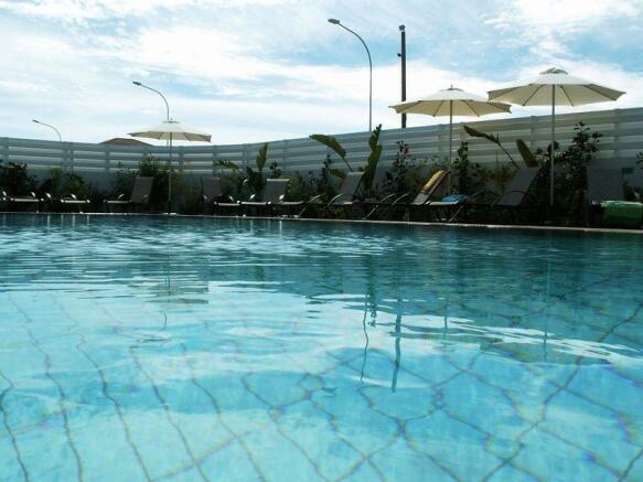 Communal Swimming