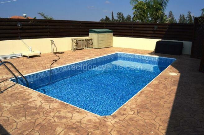 Private swimming...
