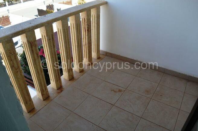 Balcony from...