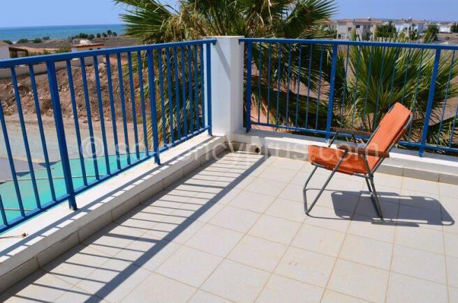 Balcony with Sea...