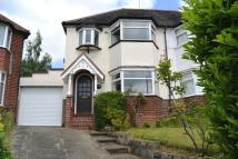 3 bedroom semi detached property in Wyckham Close, Harborne...