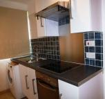 Studio apartment in Tradescant Road, London...