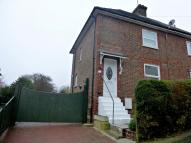 semi detached property in Manor Road, Southborough...