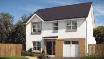 Detached home in Plot 48, Rosebury...
